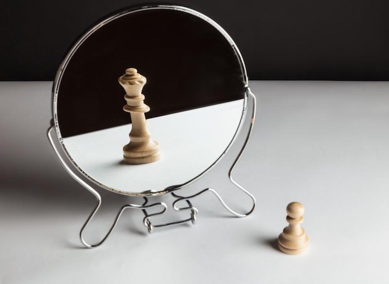 le reflet miroir pour prendre conscience de soi et mieux se connaître
